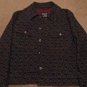 Medium Dolce & Gabbana denim lined jacket